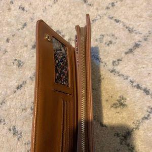 Tory Burch Bags - Tory Burch camel brown wallet